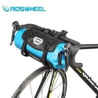 Roswheel 7L Cycling Front Frame Bag Handlebar Head Storage Basket Pack Waterproof MTB Bicycle Bag Pannier