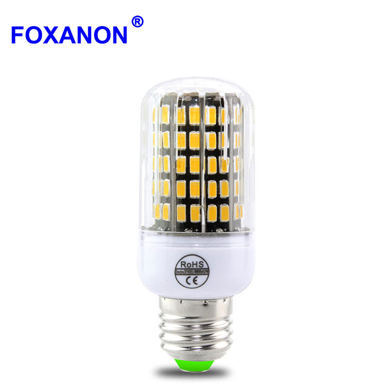 Lights & Lighting New 5730 Smd Led Corn Light E27 E14 Led Lamp 110v 220v Chandelier Candle Spot Lampada Led Bombillas Ampoule Led Lamp Zk40