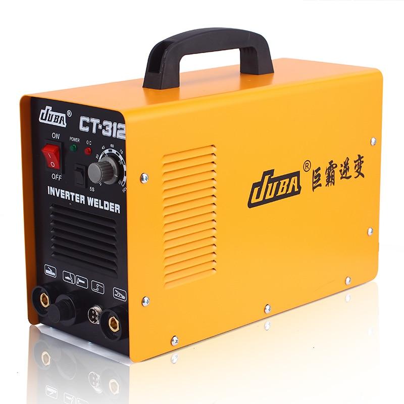 Best Factory Price IGBT DC Inverter multi-functional one top three TIG/ MMA/CUT plasma cutter welder welding machine CT-312