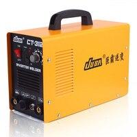Melhor Preço de Fábrica IGBT Inversor DC multi-funcional um top três TIG/MMA/CUT soldador cortador de plasma máquina de solda CT-312