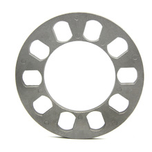 TIROL T12849a Universal Wheel Spacer 5 hole 8mm thick Aluminum Wheel adapter fit 5 lug 5X114