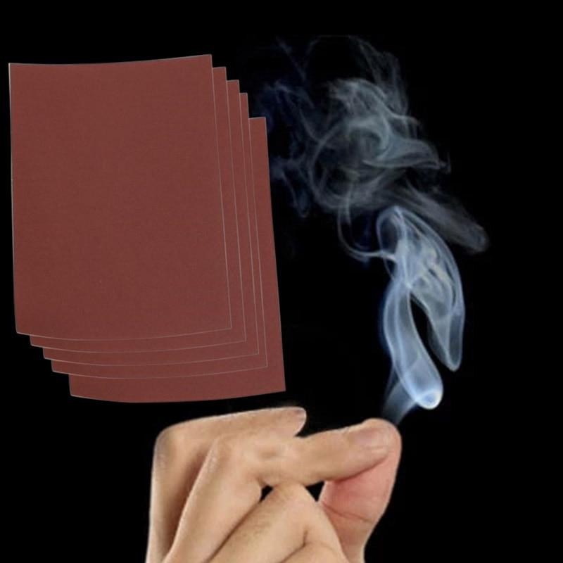 Magic Smoke from Finger Tips Magic Trick Surprise Prank Joke Mystical Fun YJS Dropship in Magic Tricks from Toys Hobbies