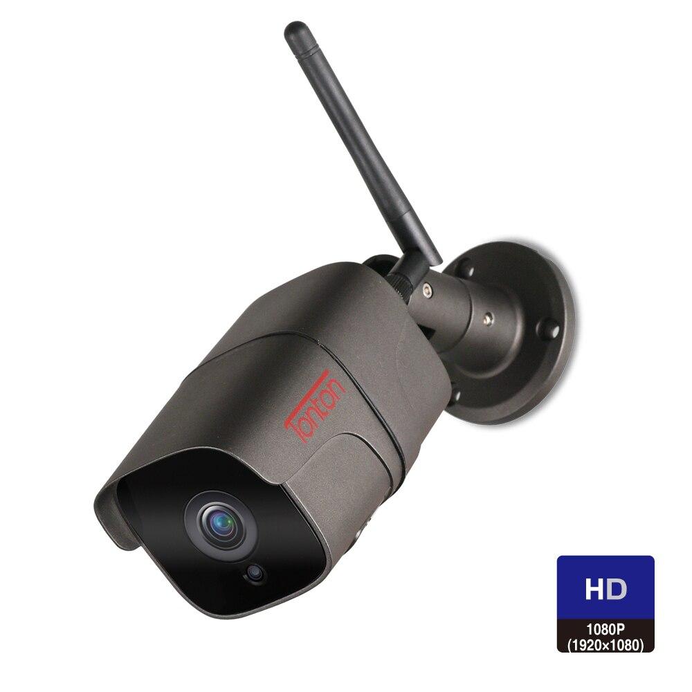 Wi-fi Câmera IP 720 P/1080 P Onvif Tonton Two-Way Audio 2.0MP HD Ao Ar Livre Indoor Alerta de E-mail XMEye P2P IR CCTV Câmera de Vigilância