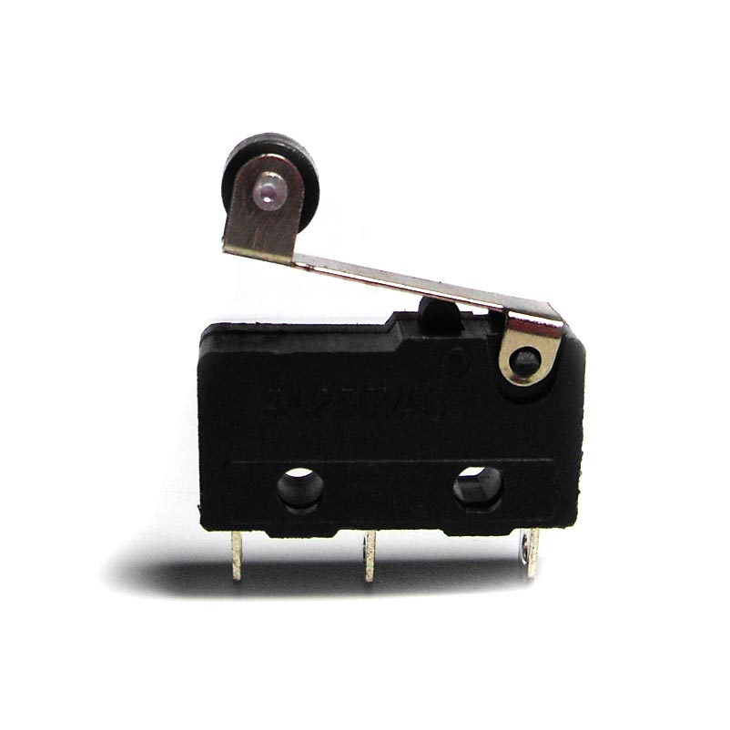 Hot Selling Small Pulley Switch KW11-3Z Contact Switch 3 Terminals 5A 250VAV Micro Switches kw11 7 1 micro switches pair ac 250v 16a