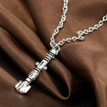 European and American fashion exquisite jewelry doctor Sonic Screwdriver sweater chain necklace Z3179