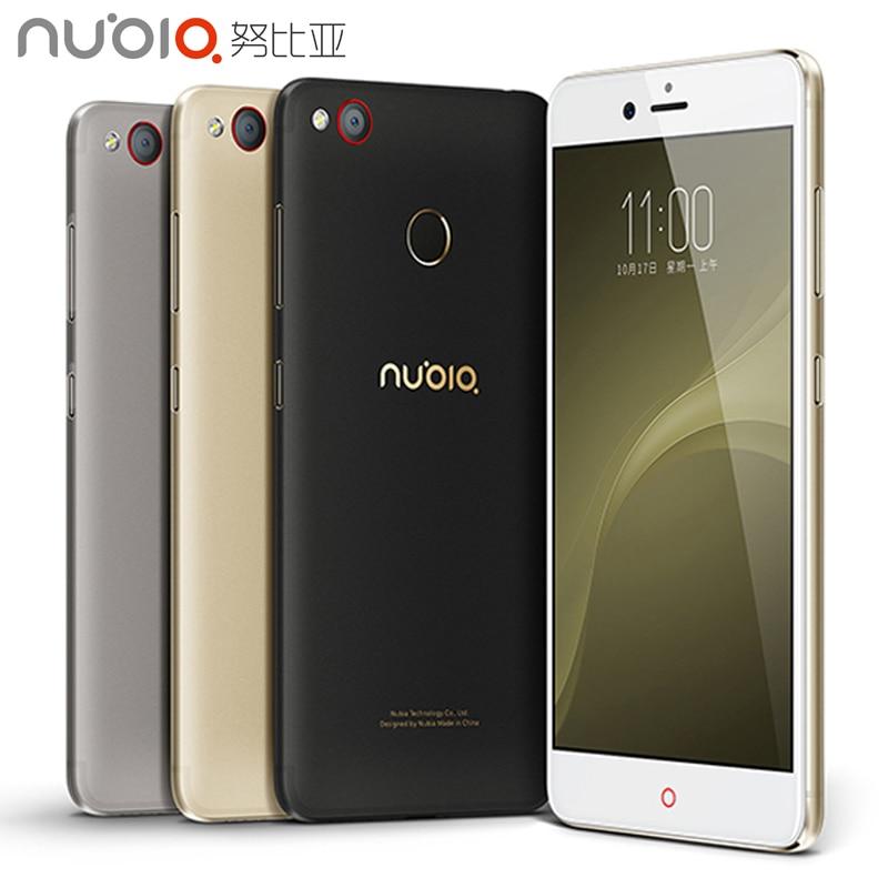 Original ZTE Nubia Z11 Mini S 4G LTE Mobile Phone 4GB RAM 64GB ROM Qualcomm Snapdragon 652 Octa Core 5.2 inch 23.0MP Smartphone