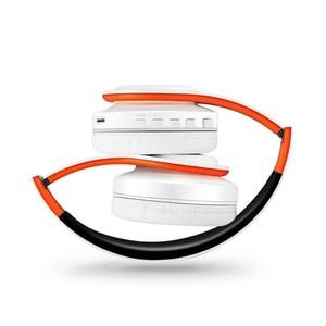 Image 4 - Stereo kablosuz kulaklıklar bluetooth kulaklık Kulaklık Desteği SD Kart oyun Cep Telefonu PC için mikrofon ile Dizüstü Bilgisayar