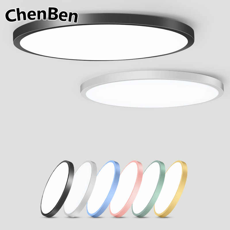 Led Ceiling Light Round Super Thin