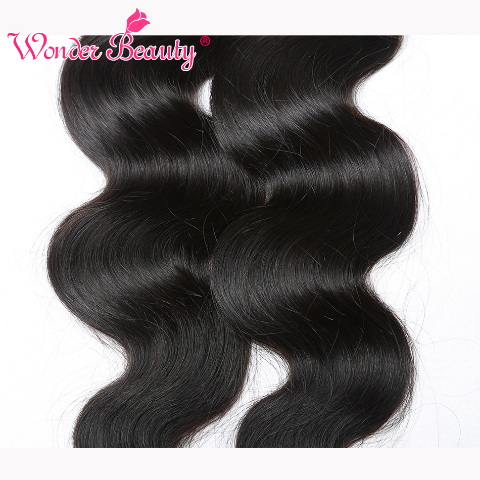 100% human hair soft and healthy  body wave