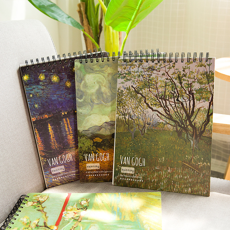 Coloffice Korean stationery A4 art 1pc sketching notebooks blank drawing picture hand-painted primary school graffiti booklet new 1pc right left hand wooden model sketching drawing jointed movable fingers mannequin w15