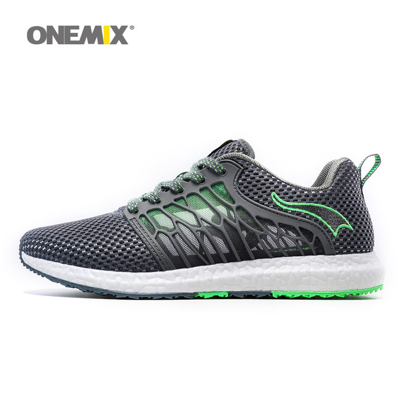 Onemix Men s sport sneakers breathable summer lover walking shoes lightweight women running shoe unisex jogging