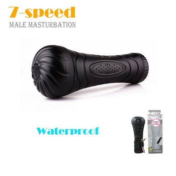 Top Quality 7- vibe Male masturbators Adult Sex Toys, sex toy for male, sex products for men penis