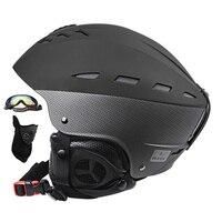 In Mold Ski Helmet 4 Colors Ultralight Sking Helmet CE Certification Snow Ski Snowboard Skateboard Helmet
