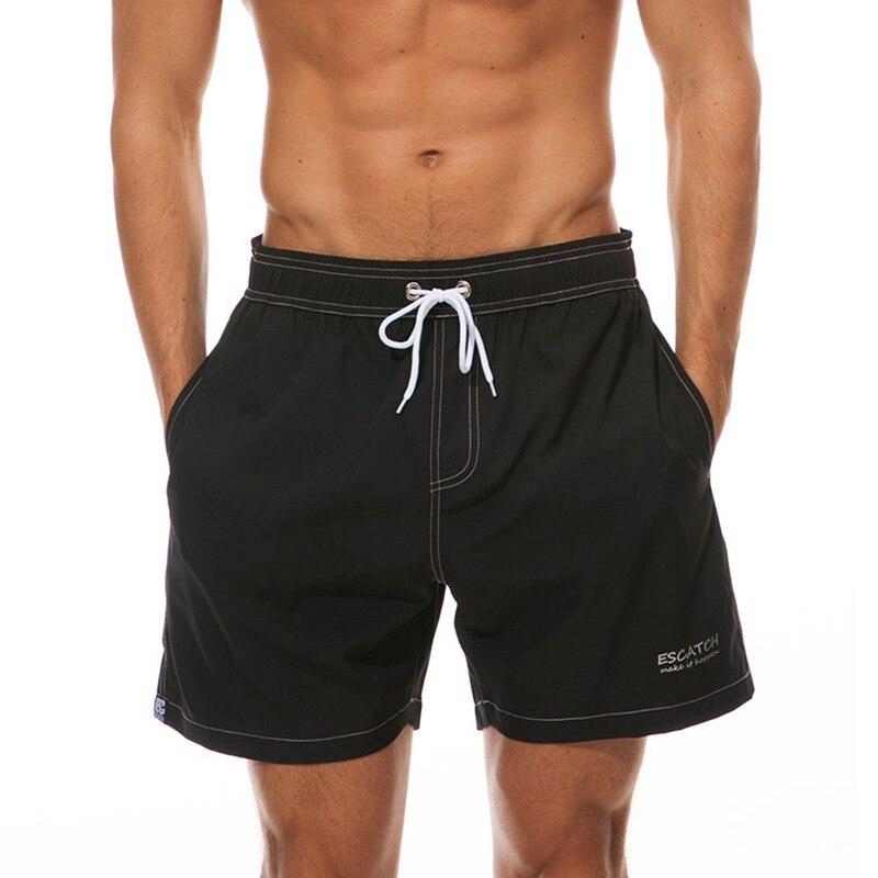 e37e98885c 2019 New Hot Mens Board Shorts Swim Beach Boxer Trunks Shorts Sport Homme  Bermuda Short Pants
