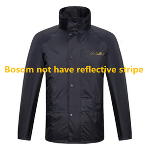 Image 5 - Raincoat men rain pants suit waterproof motorcycle rain jacket poncho table size Large Size fishing suit rainwear durable