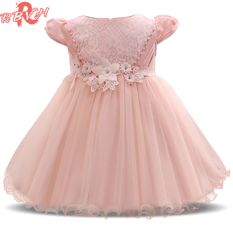 Baby Flower Girl Dresses 3 6 Months