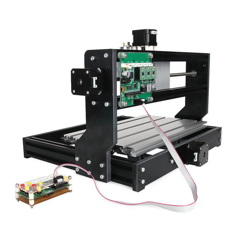 GRBL Control Laser Engraving/ 3 Axis PCB Milling Machine/Wood Router