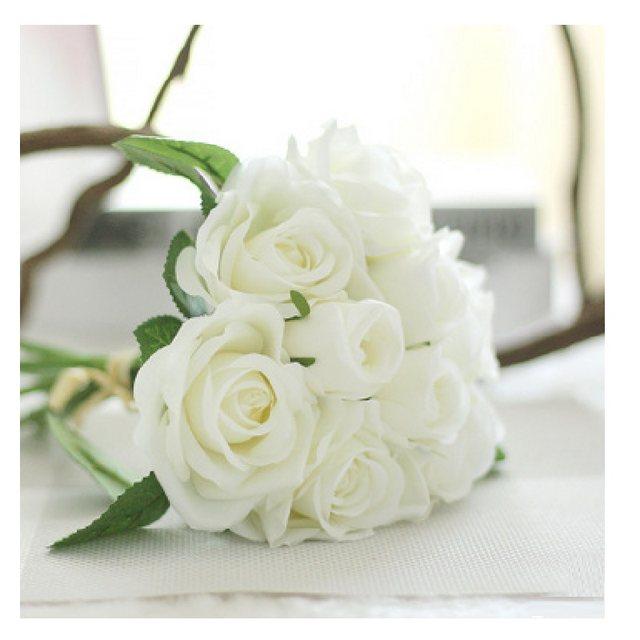 Online shop 9pcsset rose flowers bouquet thai royal rose upscale image mightylinksfo