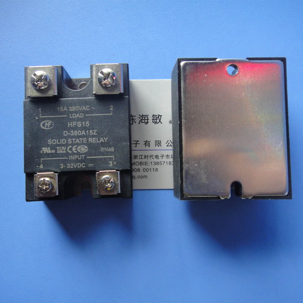 Hongfa Hf Hfs15 D 380a15z 3 32vdc 15a380vac Solid State Relay Brands Original New In Relays From Home Improvement On Alibaba Group