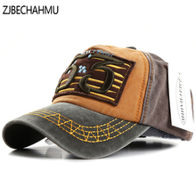 ZJBECHAHMU Hats Casual Letter Solid Cotton Baseball Caps Hat for Men Women Summer Adjustable Hip Hop Snapback Hat Caps 2018 New