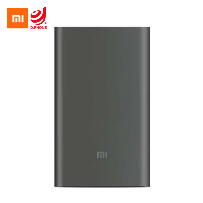 Original Xiaomi Mi Power Bank 10000mAh Pro Type C External Battery Portable Charging 10000 mAh Powerbank Fast Charge for Phones