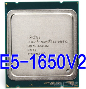 Image 2 - Intel Xeon E5 1650 V2 3.5GHz 6 Core 12Mb Cache Socket 2011 מעבד מעבד