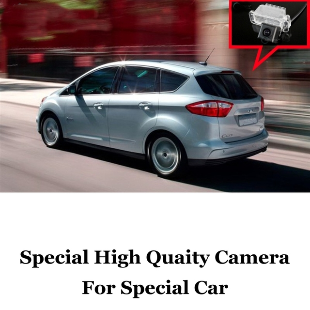 Car Camera For Ford C-Max C Max CMax 2010~2016 High Quality Rear View Back Up Camera For Friends to Use | RCA