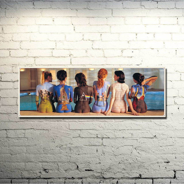 Pink Floyd Classic Rock Music Band Art Silk Poster Print 13x20Inches Wall Pictures For Bedroom Living Room Decor 007