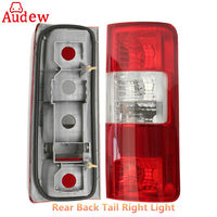 1Pcs Car Rear Backup Tail Lamp Light Lens Driver Left Right Side For Ford Transit Connect