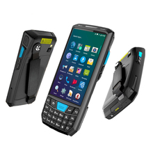 цена на 4G LTE portable android PDA 1D/2D bar code reader wireless wifi/bluetooth/Gps barcode scanner mobile Data collector