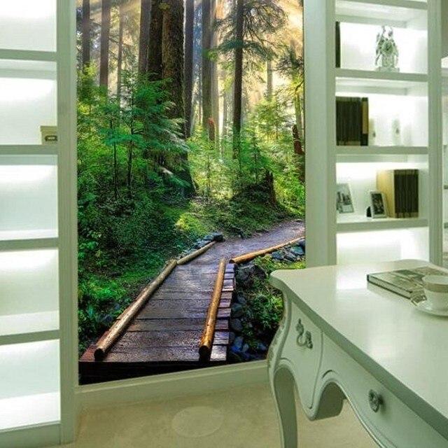 Beibehang Nach 3d Raumliche Expansion Der Grossen Wohnzimmer Flur