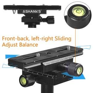 Image 4 - Ashanks S40 40 センチメートルハンドヘルドスためステディカムキヤノンニコン移動プロaeeデジタル一眼レフビデオカメラLY08