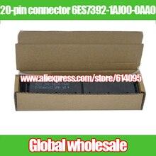 2 шт. 20-контактный разъем 6ES7392-1AJ00-0AA0/S7300 plc разъем для Siemens