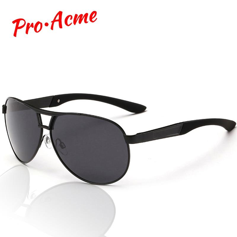 Pro Acme Klasični muškarci Polarizirane sunčane naočale Polaroid - Pribor za odjeću - Foto 2