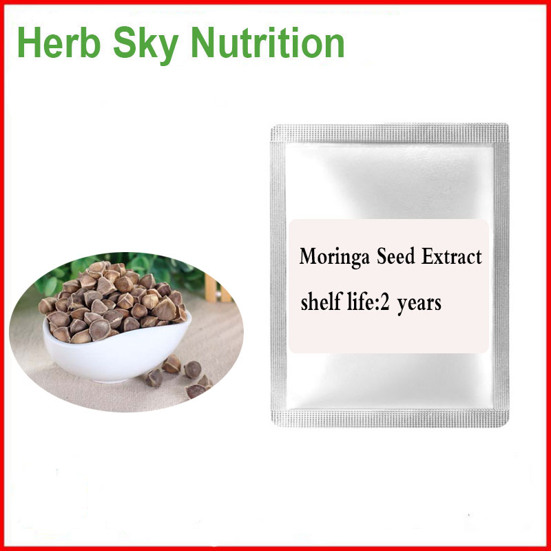 hot selling Moringa Seed Extract / Moringa Seed Powder with free shipping golden seed