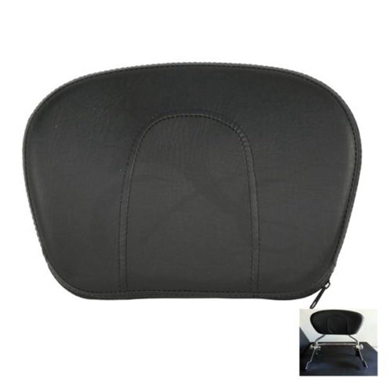 Motorcycle Passenger Detachable Backrest & Bracket For Harley Touring Street Electra Glide FLHT FLHX Sissy Bar 09-18