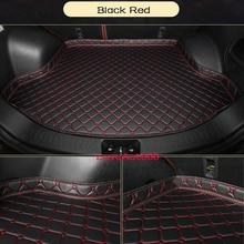 Car Trunk Mat Boot Liner Tray Car Rear Trunk Cargo Mat  Protective Pad For Toyota RAV4 RAV-4 2014 2015 2016 2017 2018 цена 2017