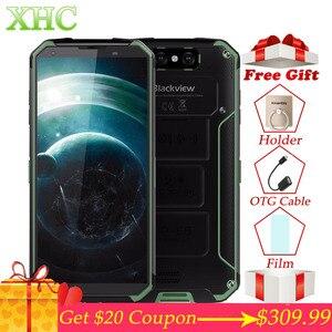 Image 2 - 4G Blackview BV9500 5.7 inç Cep Telefonu 4 GB + 64 GB Octa Çekirdek Android 8.1 16MP 13MP NFC OTG Çift SIM Akıllı Telefon Kablosuz Şarj