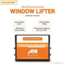 High window lifter device