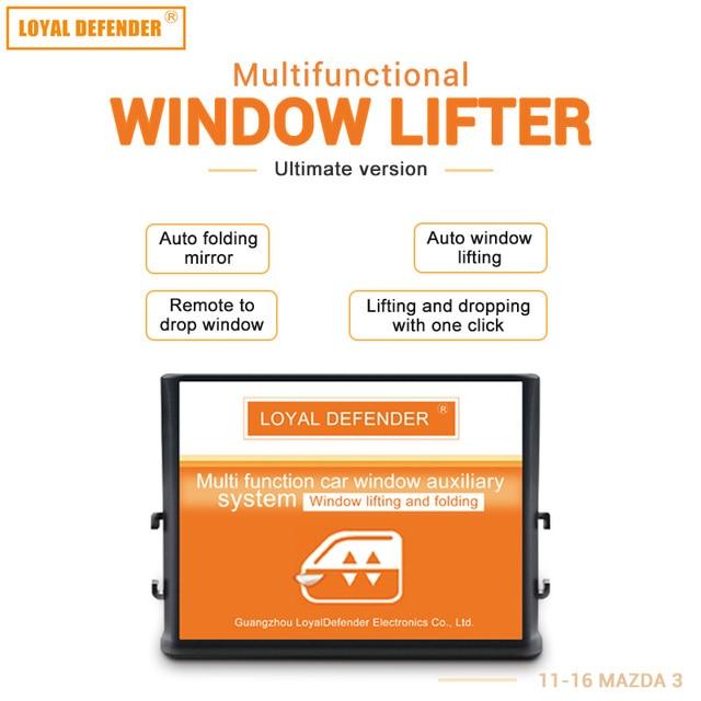 Hot selling Car power window closer device High quality car   window closer Full automatic lifting window car auto window lifter