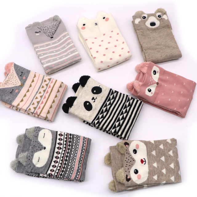 1 Pair Cotton Women Sock 3