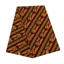 2019 the last design wax african woman wax printed in fabric 100% cotton 6yards veritable dutch block wax V-L 589 цена
