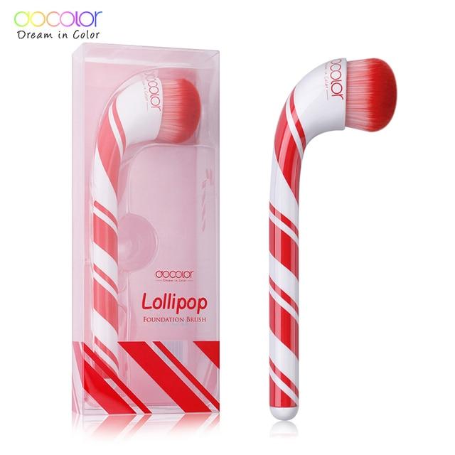 Docolor New Lollipop Foundation Brush Best Christmas Gift Women\'s ...