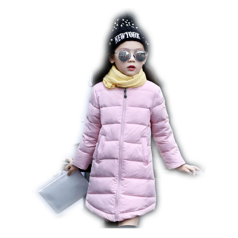 ФОТО Ywstt 2017 kids jacket children Outwear for cold winter  Girl winter down jackets coats warm baby girl 100% thick duck down