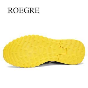 Image 5 - Baskets en maille pour hommes, chaussures de mouvement légères respirantes, à la mode, pour automne et été 2019, collection chaussures décontractées