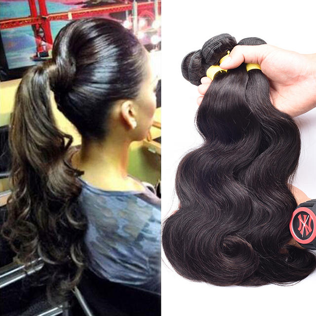 Brazilian Virgin Hair 3 Bundles Mink Brazilian Body Wave Top Hair Bundles 8A Brazilian Hair Weave Bundles 100% Virgin Human Hair