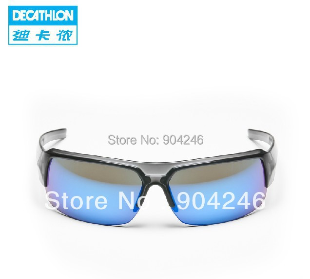 9110c9b860 Freeshipping DECATHLON Running windproof cycling sunglasses UV  interchangeable lenses ORAO-in Movie   TV costumes from Novelty   Special  Use on ...