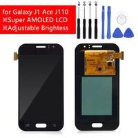 For Samsung Galaxy J1 Ace J110 LCD Display Touch Screen Digitizer LCD Display for Galaxy J1 Ace J110M J110F J110G J110L Rarts