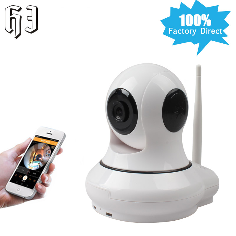 HJ HD 1080P Wireless IP Camera Baby Monitor Smart Home Security Video Surveillance Wifi Network CCTV Two way Audio Wi-fi Indoor wireless security camera wifi two way audio network baby monitor hd cctv camera 720p indoor home surveillance cam gas detector