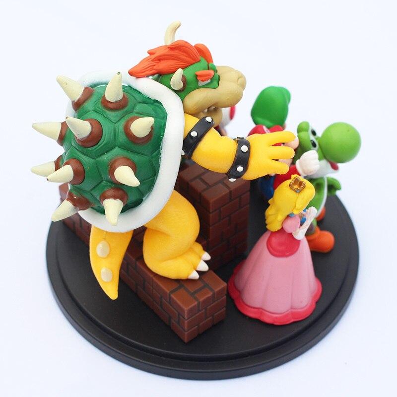 Diorama Super Mario Bros 3